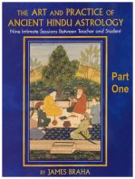 The Art and Practice of Ancient Hindu Astrology - Part One