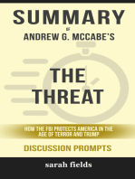 Summary of The Threat
