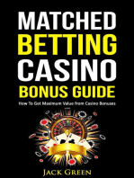 Matched Betting Casino Bonus Guide