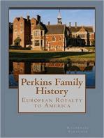 Perkins Family History
