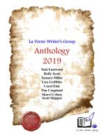 La Verne Writers' Group 2019 Anthology