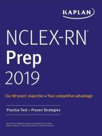 NCLEX-RN Prep 2019