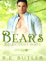 The Bear's Reluctant Mate (Uncontrollable Shift Book Three)