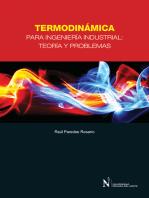Termodinámica para Ingeniería Industrial