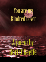 You are my Kindred Lover