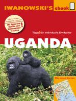 Uganda – Reiseführer von Iwanowski