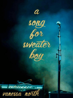 A Song for Sweater-boy