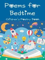 Poems for Bedtime Children's Poetry Book