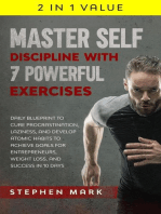 Master Self-Discipline with 7 Powerful Exercises