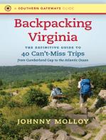 Backpacking Virginia