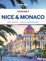 Lonely Planet Pocket Nice & Monaco