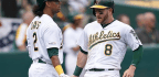 Angels Stifled In Opening Day Loss To Athletics