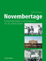 Novembertage