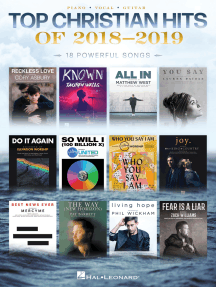 Top Christian Hits of 2018-2019: 18 Powerful Songs