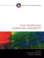 The Emerging Christian Minority