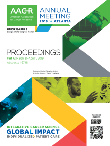 AACR 2019 Proceedings: Abstracts 1-2748