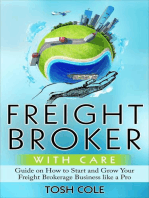 Freight Broker with Care