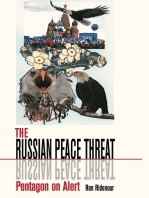 The Russian Peace Threat (Pentagon on Alert)