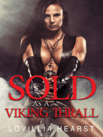 Sold As A Viking Thrall