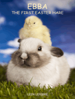 Ebba, the first Easter Hare