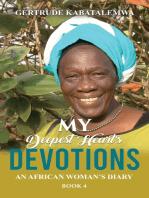My Deepest Heart's Devotions 4