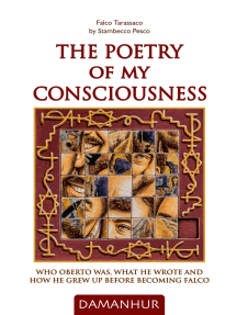 The Poetry of my Consciousness: Who Oberto was, what he wrote and how he grew up before becoming Falco