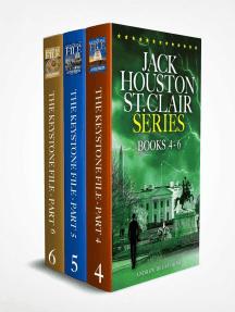Jack Houston St. Clair Series (Books 4-6): A Jack Houston St. Clair Thriller
