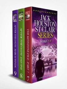 Jack Houston St. Clair Series (Books 7-9): A Jack Houston St. Clair Thriller