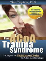 The ACOA Trauma Syndrome