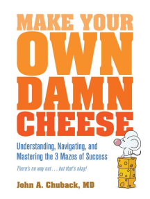 Make Your Own Damn Cheese: Understanding, Navigating, and Mastering the 3 Mazes of Success