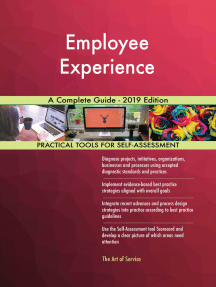 Employee Experience A Complete Guide - 2019 Edition