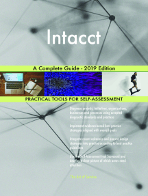 Intacct A Complete Guide - 2019 Edition