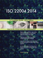 ISO 22004 2014 A Complete Guide - 2019 Edition
