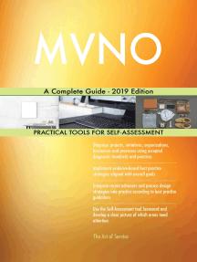 MVNO A Complete Guide - 2019 Edition