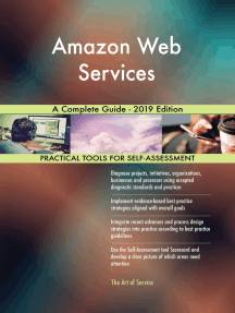Amazon Web Services A Complete Guide - 2019 Edition