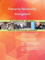 Enterprise Relationship Management A Complete Guide - 2019 Edition