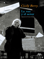 La voz y el actor