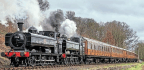 Wales, Wind And The Western Dominate SVR's Spring Gala