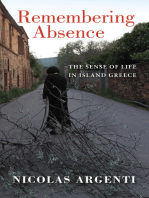 Remembering Absence: The Sense of Life in Island Greece