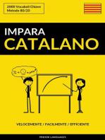 Impara il Catalano