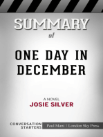Summary of One Day in December