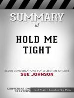 Summary of Hold Me Tight