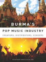 Burma's Pop Music Industry