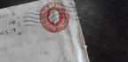 Encuentran Una Carta De La Primera Guerra Mundial