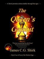 The Queen's Gambit: Merkim's Promise, #4
