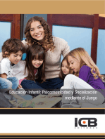 Educación Infantil: Psicomotricidad y Socialización mediante el Juego