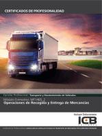 MF1465_2: OPERACIONES DE RECOGIDA Y ENTREGA DE MERCANCÍAS (TMVI0208)