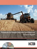 PREVENCIÓN DE RIESGOS LABORALES NIVEL BÁSICO EN EL SECTOR AGRARIO