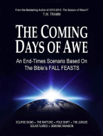 The Coming Days of Awe