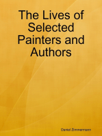 The Lives of Selected Painters and Authors